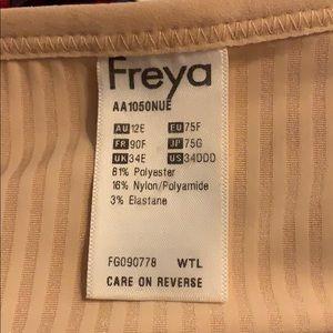 Freya Intimates & Sleepwear - Freya moulded cup bra-nude